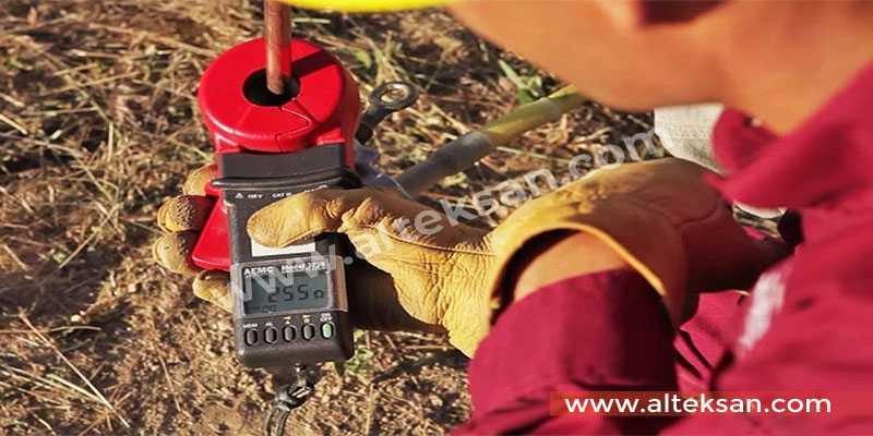 Topraklama Ölçüm Cihazı