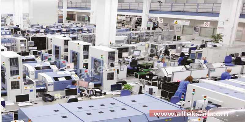 Fabrikadaki Verimliliğin Artması için Endüstriyel Önlemler